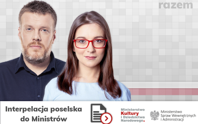 Interpelacje w sprawie wstrzymania przez TVP3 Białystok emisji programu dla mniejszości białoruskiej