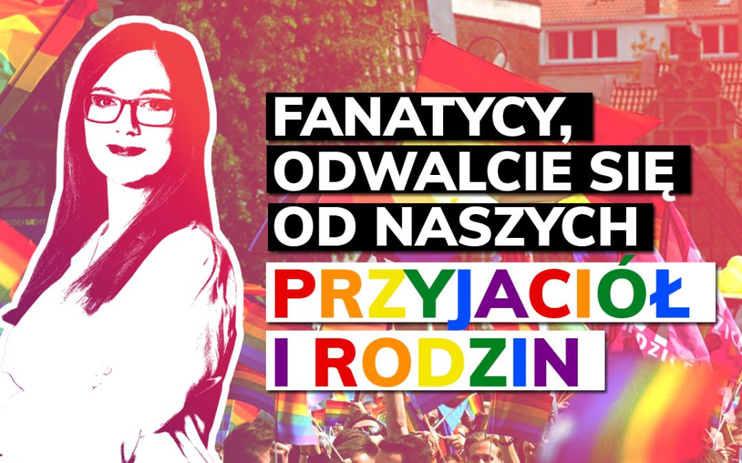 """w sprawie podejmowanych przez samorządy uchwał dotyczących praw rodzin i """"stref wolnych od LGBT"""" Paulina Matysiak"""