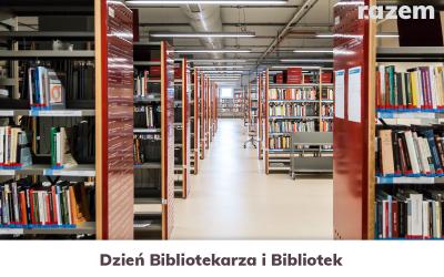 Najlepsze życzenia dla wszystkich bibliotekarek i bibliotekarzy!