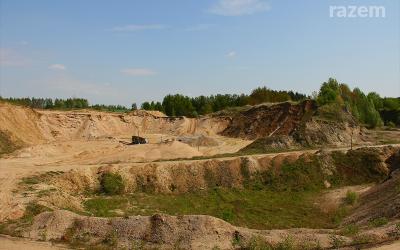 Interwencja w sprawie kopalni piasku w Porszewicach