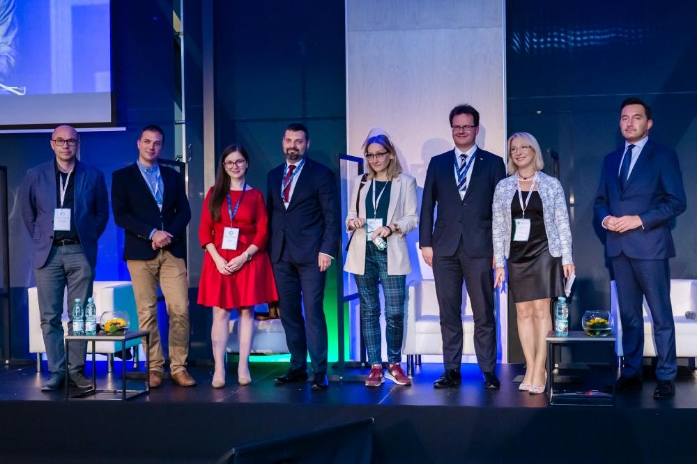Panel na Kongresie Transportu Publicznego w Warszawie