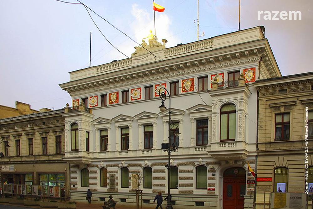 Odpowiedź z Urzędu Miasta Łodzi w sprawie centralizacji domów kultury