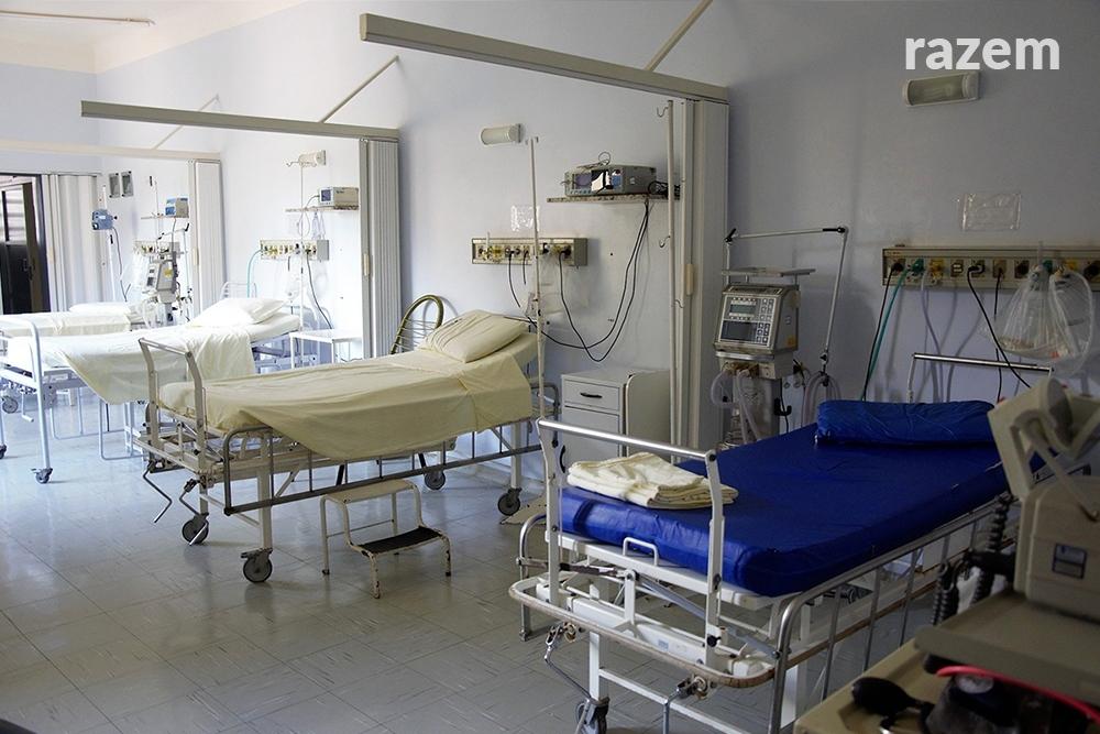 Szpital w Kutnie placówką COVID-19 – kontrowersje wokół przekształcenia