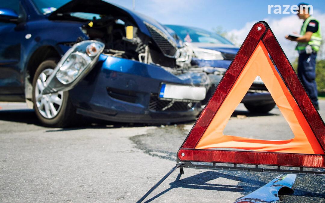 Niebezpieczna droga powiatowa w gminie Błaszki – interwencja