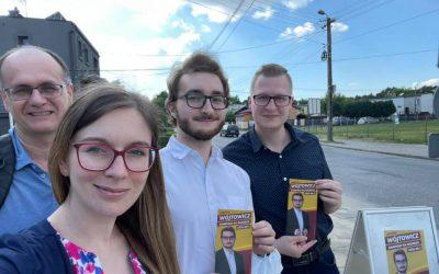 Wybory uzupełniające w Głownie – wspieram Henryka Wójtowicza