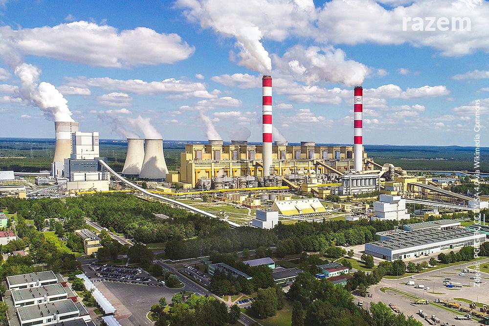 Interpelacja w sprawie sytuacji w elektrowni w Bełchatowie