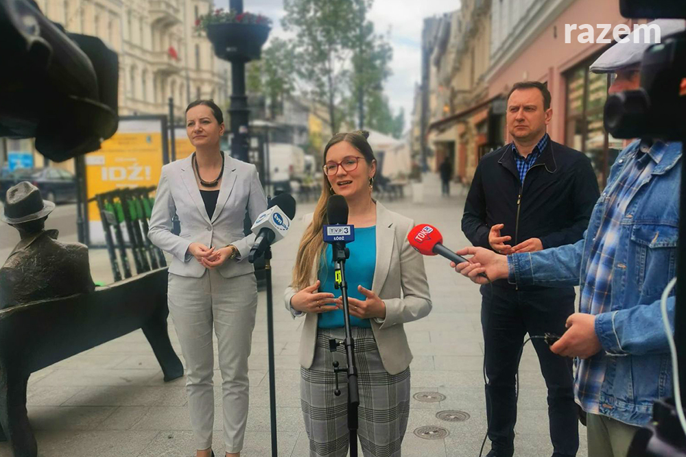 Światowy Dzień InVitro w Łodzi