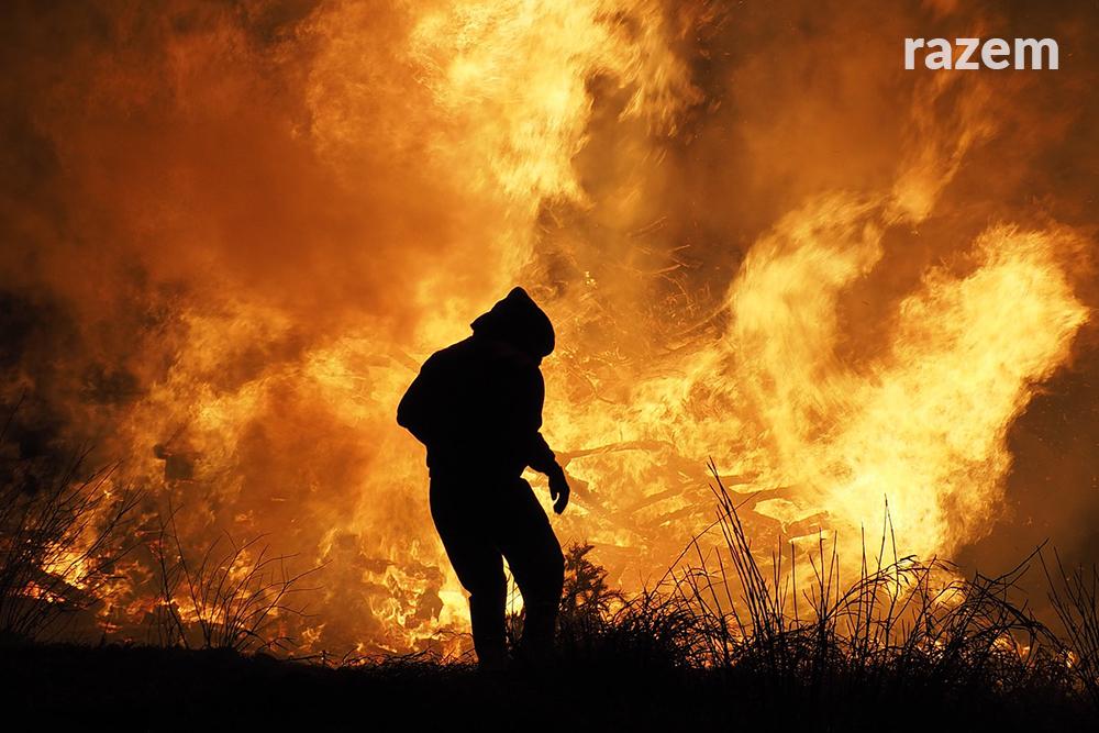 Mniej pożarów wysypisk dzięki zmianom w przepisach?