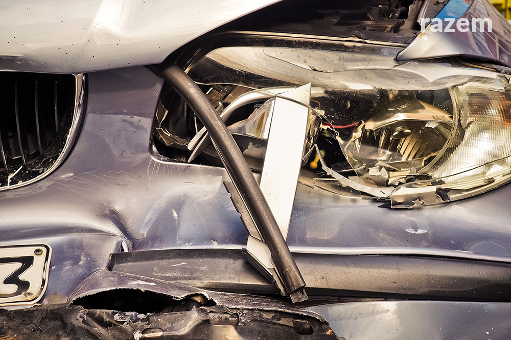 Jakie statystyki wypadków drogowych w łódzkiem?
