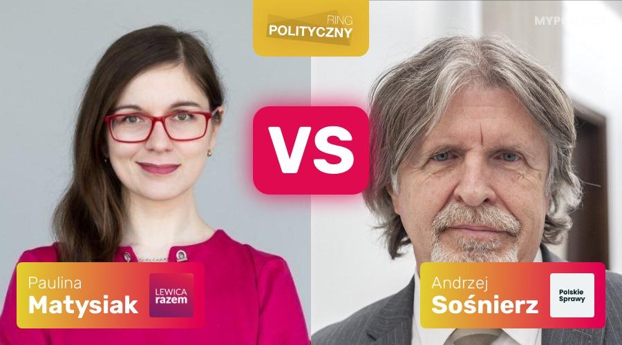 Debata MyPolitics: z Andrzejem Sośnierzem o finansowaniu kultury