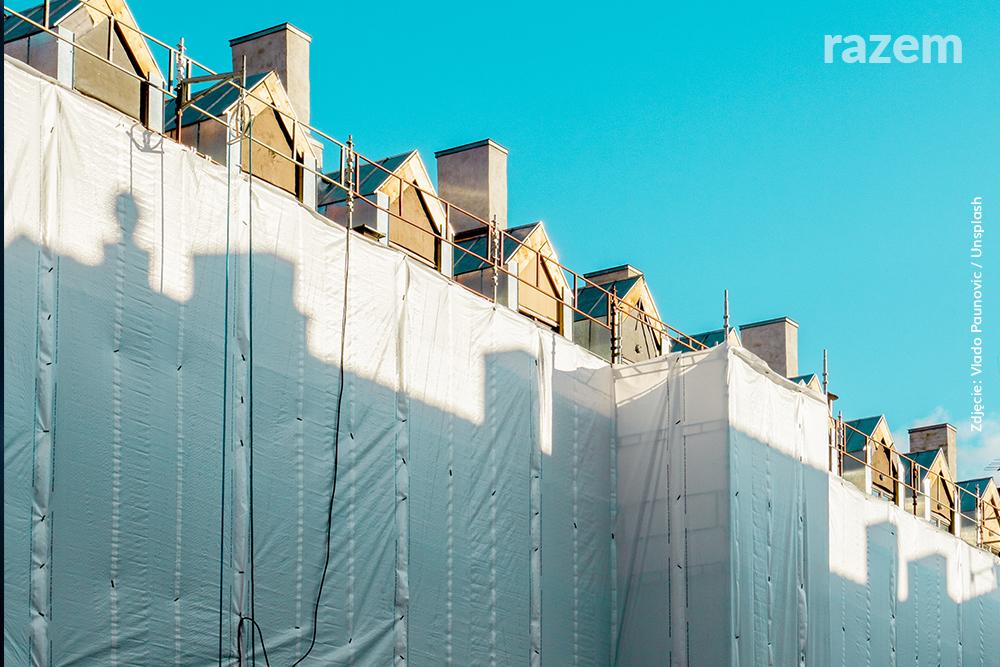 Jakie plany na remonty miejskich kamienic?