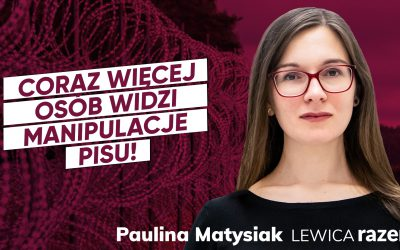 Posłanka Matysiak w Radio Łódź o uchodźcach